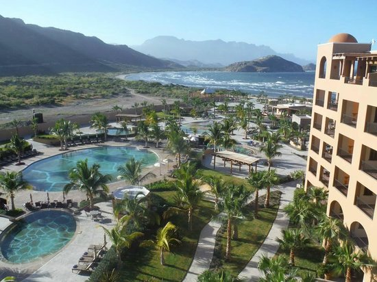 Villa del Palmar Beach Resort & Spa at The Islands of Loreto: Fabulous views