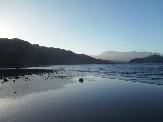 Villa del Palmar Beach Resort & Spa at The Islands of Loreto: Beautiful beach - great for jogging - peaceful!