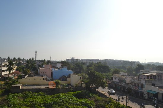 Hotel Tamizh Park : View from room