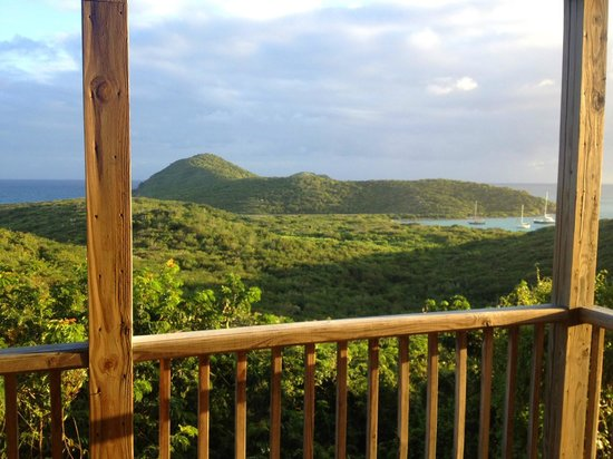 Concordia Eco-Resort : View from our deck