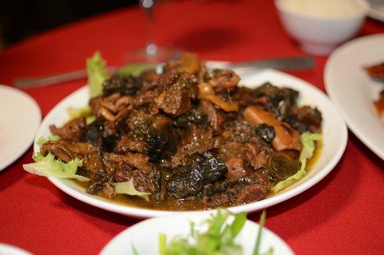 Le Panda D'Or: porc sauce huitre