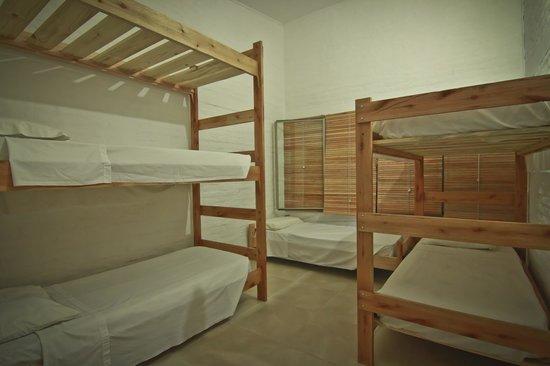 Hostel Punta Ballena Bar: Habitación