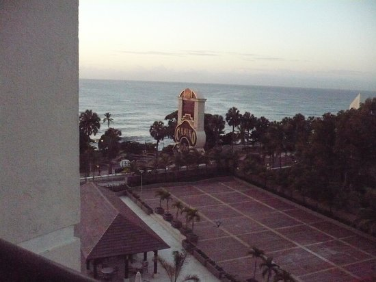 Sheraton Santo Domingo: View from our room