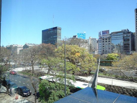 Pestana Buenos Aires Hotel: Vista da suíte