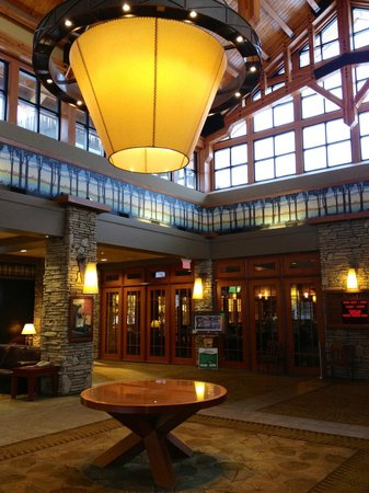 Sawridge Inn and Conference Centre Fort McMurray : Hotel