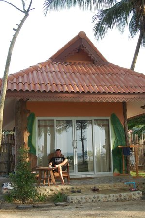 Suanya Kohkood Resort & Spa: bungalow in riva al mare