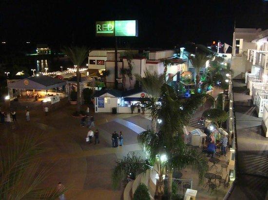 Boardwalk Inn: View from Balcony 420
