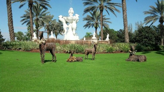 The Ritz-Carlton Orlando, Grande Lakes : The Fountain