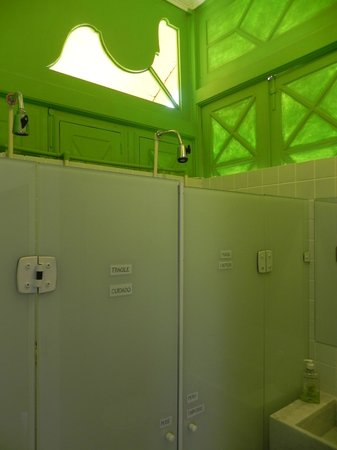 Terra Brasilis Hostel: Shared Bathroom