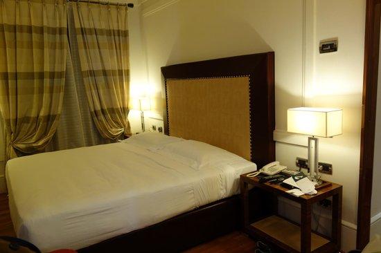 UNA Hotel Roma : Suíte