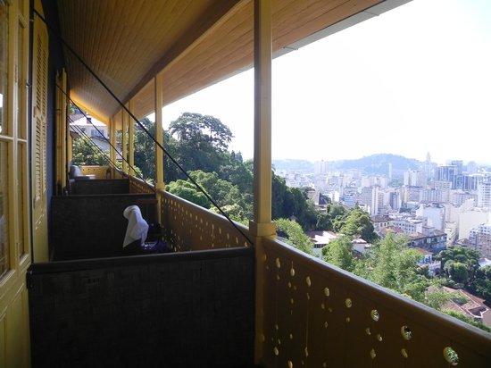 Terra Brasilis Hostel: Our View