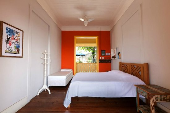 Terra Brasilis Hostel: Private Room