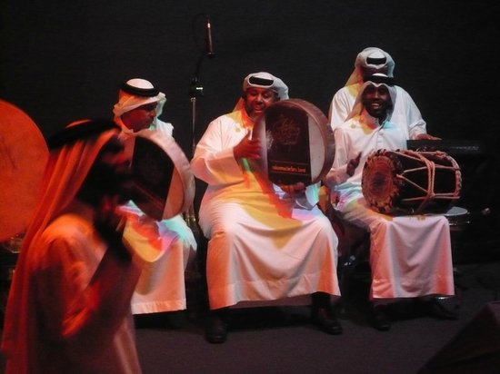 Mohammed Bin Faris House of Sout Music: Musicians