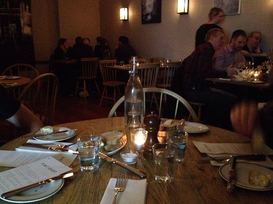 Pint Shop: The Dining Room