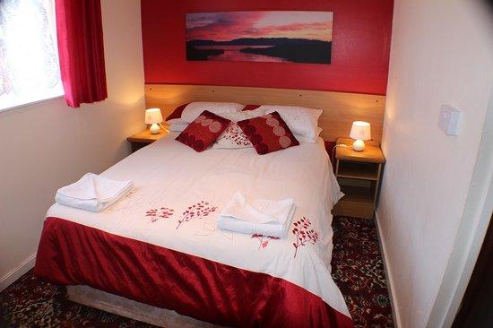 The Florida Hotel: en suite double