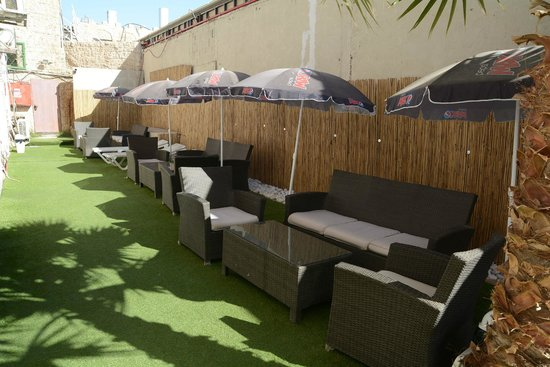 Red Sea Hotel: Seating area for guests