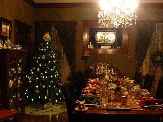 Rosen House Inn: Room for breakfast