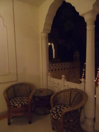Dera Rawatsar: another view of my balcony