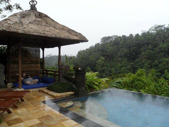 Puri Wulandari Boutique Resort: fabulous view