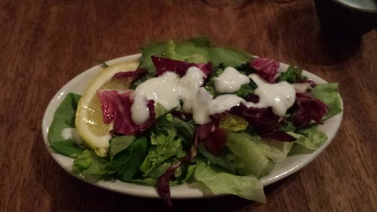 Jamie's Italian: Lovely salad