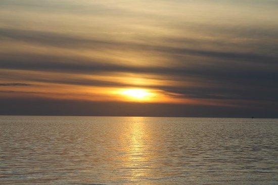 Las Palomas Beach & Golf Resort: Sunsets every night were cool