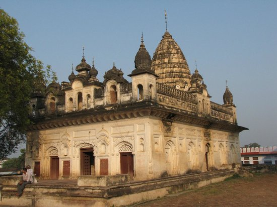 Alipura, Indien: Temple nearby