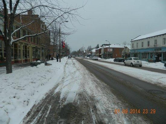 Niagara Falls Day Tour : Small town Niagara by the Lake