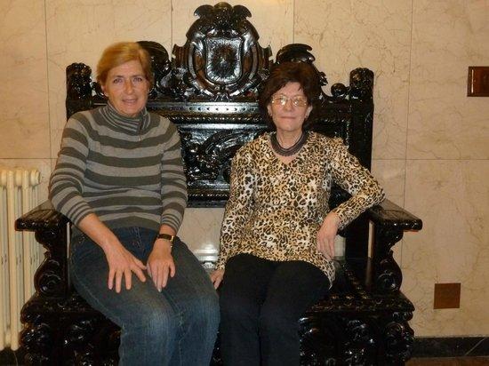 Hotel Mayorazgo: Чудесная и удобная мебель