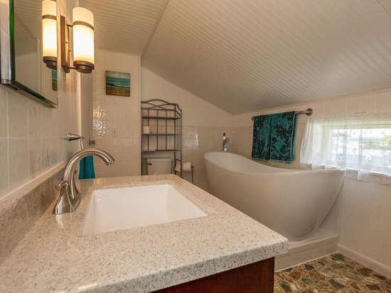 Omi's Guest House : Bathroom Features Slipper Tub