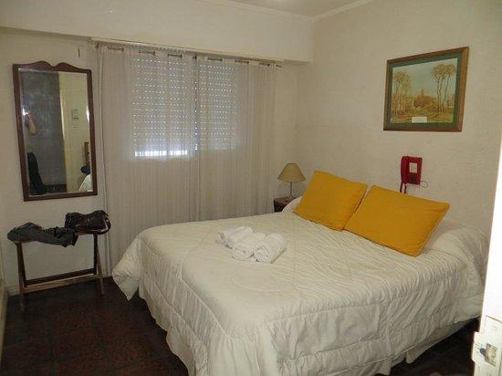 Hotel Hermitage: Habitacion sector antiguo