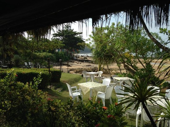 Krabi Sands Resort: Beach House Restaurant