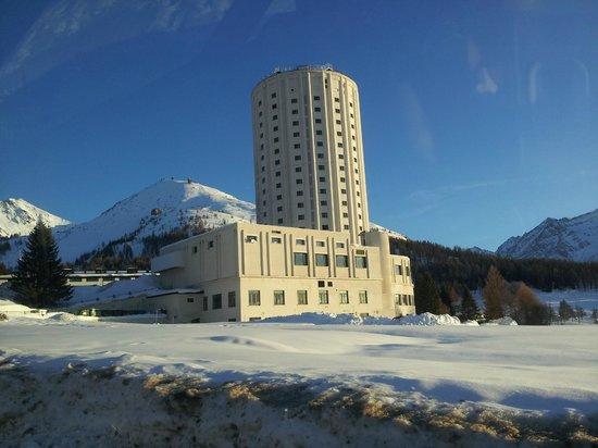 Grand Hotel Duchi d'Aosta: hotel