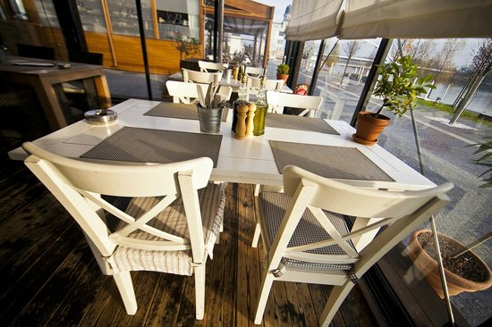 Brasserie La Marine