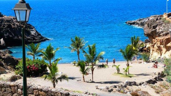 ClubHotel Riu Buena Vista: Small beach.