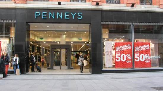 Pennys in Henry Street