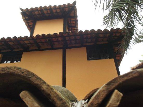 Pousada Le Palmier: Lo Colonial de las habitaciones