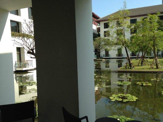 The Sukhothai Bangkok: inner courtyard