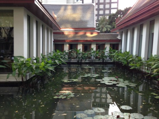 The Sukhothai Bangkok : Restaurant