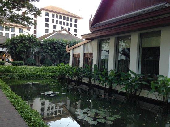The Sukhothai Bangkok: Entrance area