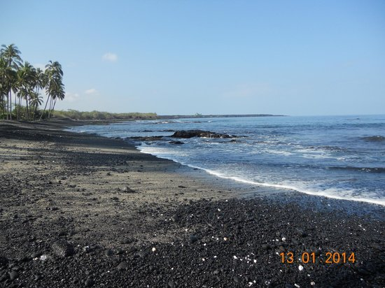 Beautiful Kiholo Bay