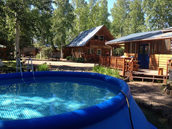 Sven's Basecamp Hostel: Fun in the Sun !!!