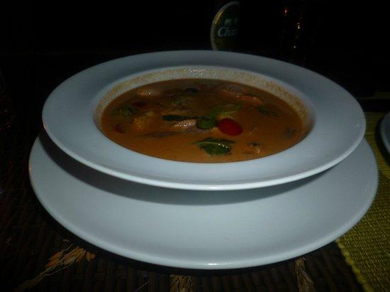 The Farmer Restaurant and Bar : Duck Curry 2