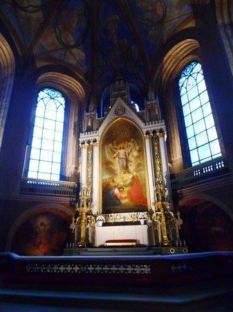 Cathédrale de Turku : the main alter