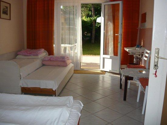 Youth Hostel Villa Benjamin: four-bed room