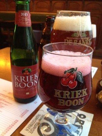 Nuetnigenough: Cherry beer