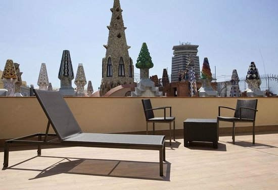 Hotel Gaudi: Superior Room Private Terrace