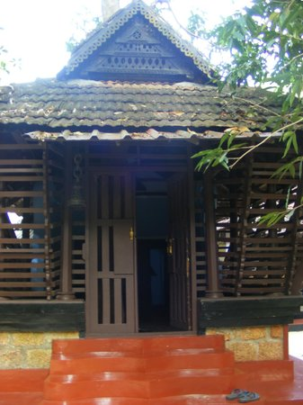 Arakal Heritage: One of the cottages
