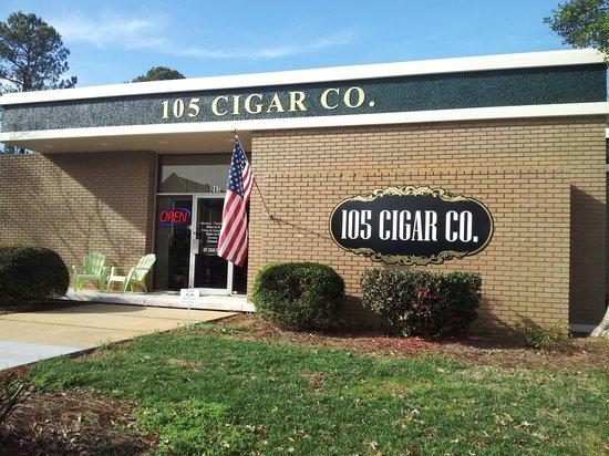 105 Cigar Co.