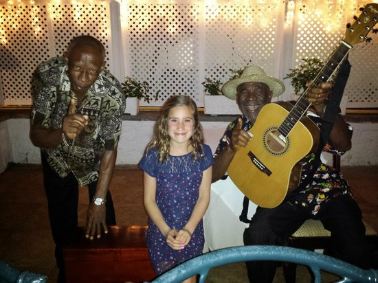 Half Moon : Daughter with Sugar Mill Singers (RIP Phillip)