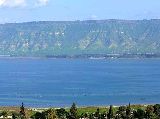 Golan Hotel: The sea of Galilee